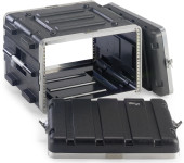 ABS case for 6-unit rack