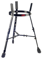 "Basket style stand for single 10"" Conga"