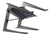 Professional DJ desktop stand with lower support plate