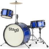 3-piecec Junior 16 drum set with hardware