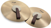 "15"" Marching/Concert cymbals - Pair"