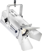 200-watt wash spotlight, warm light, white metal case (Wash 200)
