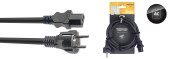 N-Series IEC F - EU Schuko M Power Cable