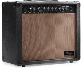 40-watt spring reverb acoustic amplifier