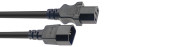 N-Series IEC F - IEC M Power Extension Cable