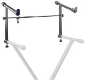 Extension brackets for KXS A-Series keyboard stands