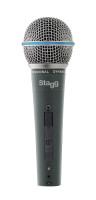 Professional cardioid dynamic microphone with cartridge DC164
