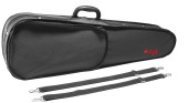 Lightweight violin-shaped soft case for 1/2 violin