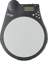 "Beat Tutor, Electronic Practice Drum Pad - High quality 7.5"" silicon pad"