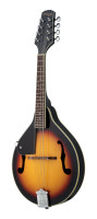 Bluegrass Mandolin with basswood top, lefthanded model