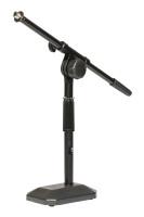 Desktop microphone boom stand