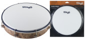 "10"" Tuneable plastic hand-drum"