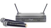 UHF WIRLSS 2xMICRO/864.2-864.7