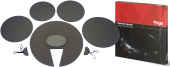 5-pc Neoprene practice pad set