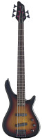 "5-String ""Fusion"" electric Bass guitar"