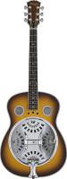 Acoustic resonator guitar