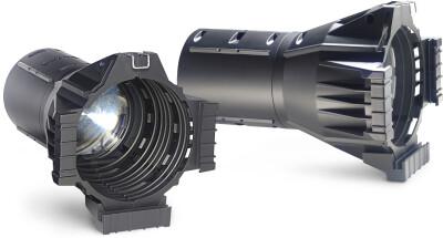 36-graden lens voor zwarte SLP200D podiumspot