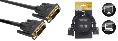 N-Series Dual-Link DVI Cable