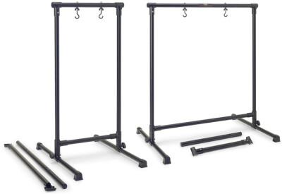 Stand en métal pour Gong, avec 2 barres centrales interchangeables