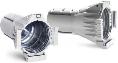 19-graden lens voor witte SLP200D podiumspot