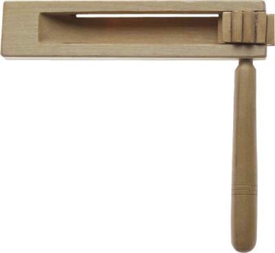 Wooden ratchet