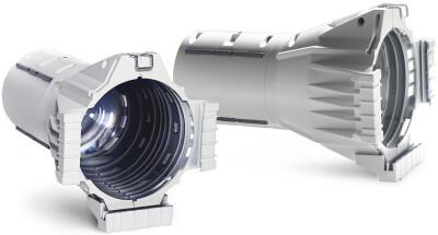 36-graden lens voor witte SLP200D podiumspot