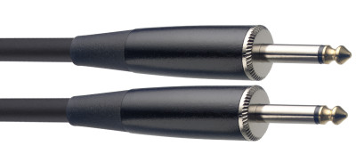 Câble de haut-parleur, jack/jack, 6 m