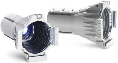 50-graden lens voor witte SLP200D podiumspot