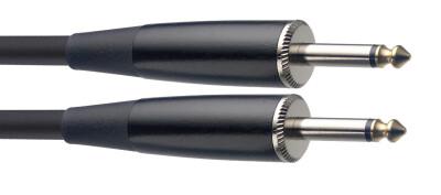 Câble de haut-parleur, jack/jack, 10 m
