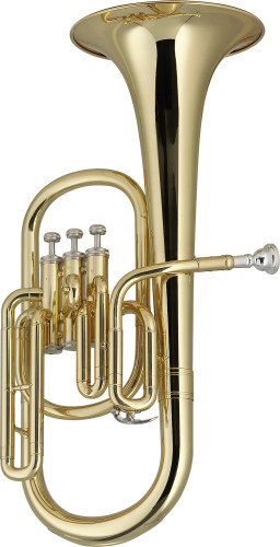 Eb Alto Horn, 3 piston valves
