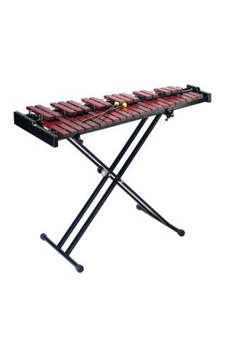 Ensemble xylophone professionnel, 37 lames, modèle de table