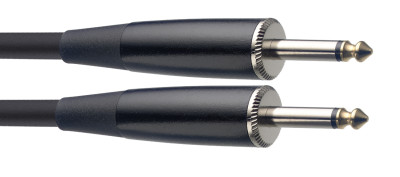 Câble de haut-parleur, jack/jack, 15 m