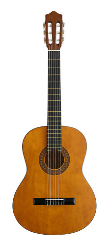 4/4 classical guitar with basswood top