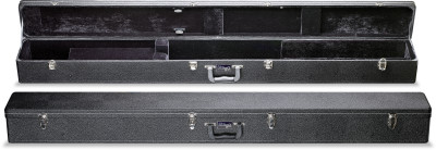 Economic series lightweight hardshell case for 3/4 electric double bass