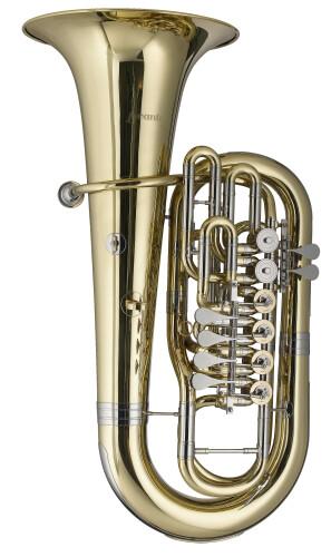 F Tuba w/6 Rotary valves