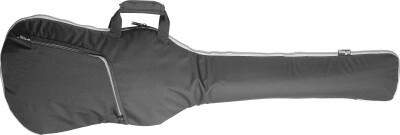 Housse rembourrée en nylon déperlant pour guitare basse électrique, série Basic