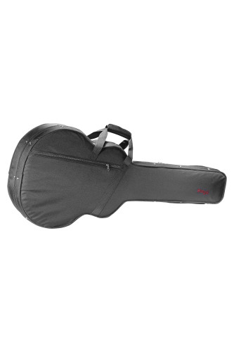 Basic-serie softcase voor jumbo-gitaar