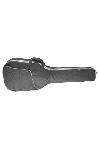 Housse rembourrée en nylon déperlant pour guitare basse acoustique, série Basic