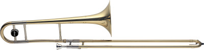 Bb Tenor Trombone, in ABS koffer