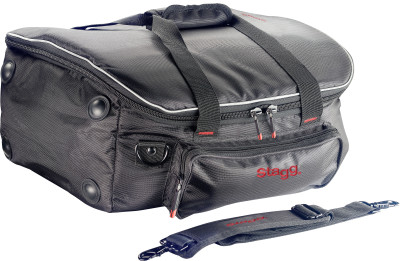 Padded nylon bag for bongo set