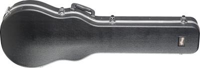 Etui rigide de poids moyen en ABS pour guitare électrique de style Les Paul, série Standard