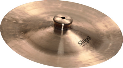 "20"" Traditional China Lion Cymbal - 1 Piece"