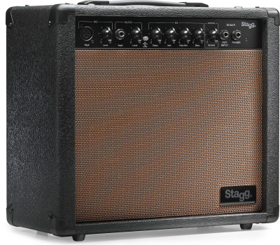 20-watt spring reverb acoustic amplifier