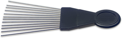 Scraper for guiro - Plastic handle with 12 metal rods