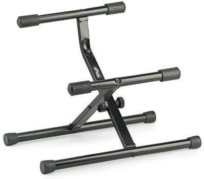 Short amplifier/ monitor floor stand