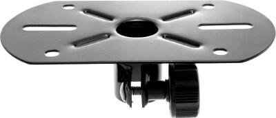 Metalen opbouwadapter voor luidspreker