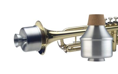 Sourdine wah wah pour trompette