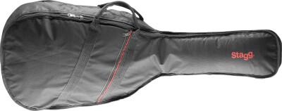 Basic Serie gepolsterte Nylontasche für 4/4 klassische Gitarre