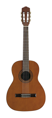 Classical guitar with spruce top, mahogany back & sides