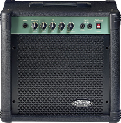 40 W RMS Bass Amplifier